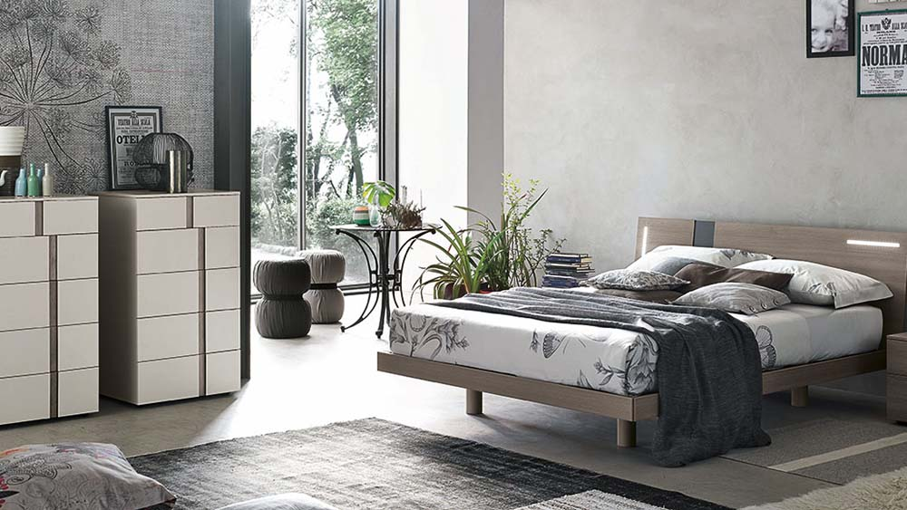 Camera da letto tomasella pizeta arredamenti - Tomasella camera da letto ...