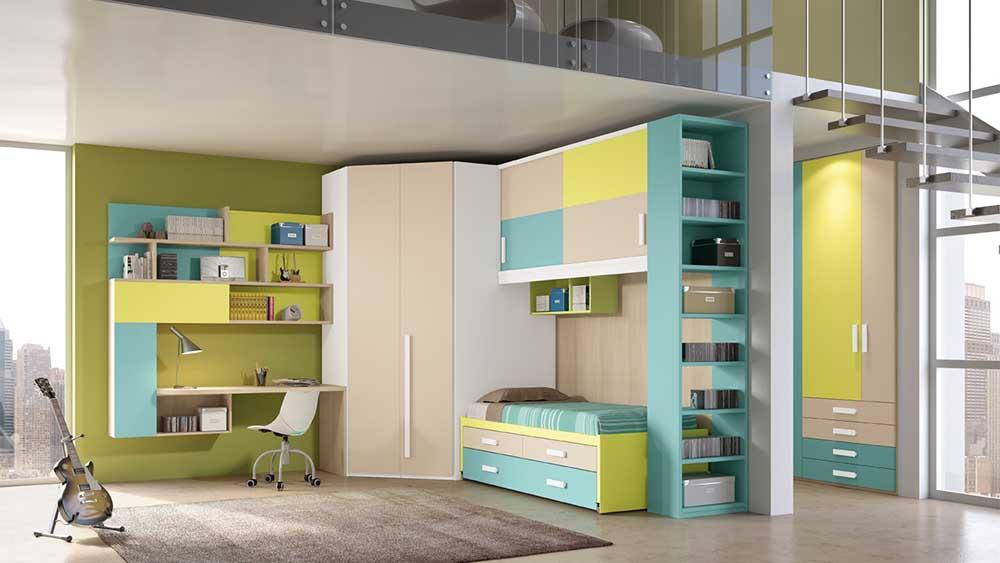 vendita camere per bambini milano Archivi - Pizeta Arredamenti